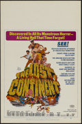 """Movie Posters:Adventure, The Lost Continent (20th Century Fox, 1968). Window Card (14"""" X22""""). Adventure. Directed by George Pal. Starring Anthony Ha..."""