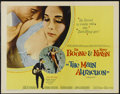 """Movie Posters:Drama, The Main Attraction (MGM, 1962). Half Sheet (22"""" X 28""""). Drama. Directed by Daniel Petrie. Starring Pat Boone, Nancy Kwan, M..."""