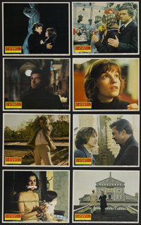 """Obsession (Columbia, 1976). Lobby Card Set of 8 (11"""" X 14""""). Thriller. Directed by Brian De Palma. Starring Cl..."""