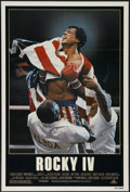 """Movie Posters:Action, Rocky IV (United Artists, 1985). One Sheet (27"""" X 41""""). SportsDrama. Directed by Sylvester Stallone. Starring Stallone, Tal..."""