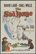 """Movie Posters:Children's, The Sad Horse (20th Century Fox, 1959). One Sheet (27"""" X 41"""") andLobby Card Set of 8 (11"""" X 14""""). Family Drama. Directed by...(Total: 9 Items)"""