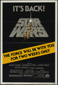 """Movie Posters:Science Fiction, Star Wars (20th Century Fox, R-1981). One Sheet (27"""" X 41"""").Science Fiction. Directed by George Lucas. Starring Mark Hamill..."""