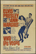 "Movie Posters:Musical, Viva Las Vegas (MGM, 1964). Military One Sheet (27"" X 41""). Musical Romance. Directed by George Sidney. Starring Elvis Presl..."