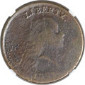 Large Cents, 1793 Chain 1C Periods -- Environmental Damage -- NGC Details. Fine.S-4, B-5, R.3....