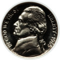 SMS Jefferson Nickels: , 1965 5C SMS MS68 Cameo NGC. NGC Census: (10/0). PCGS Population (5/0). ...