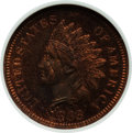 Proof Indian Cents: , 1868 1C PR66 Red and Brown NGC. NGC Census: (11/0). PCGS Population (5/0). Mintage: 600. Numismedia Wsl. Price for problem ...