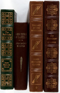 Books:Literature Pre-1900, [James Fenimore Cooper]. Four Works by author James Fenimore Cooperincluding The Deerslayer, The Last of the Mohicans...(Total: 4 Items)