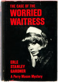 Books:Mystery & Detective Fiction, Erle Stanley Gardner. SIGNED/INSCRIBED. The Case of the WorriedWaitress. New York: William Morrow, 1966. First edit...