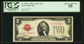 Fr. 1504* $2 1928C Legal Tender Note. PCGS Choice About New 55