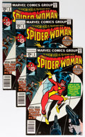 Bronze Age (1970-1979):Superhero, The Spider-Woman #1 Group (Marvel, 1978) Condition: Average VF/NM.... (Total: 15 Comic Books)