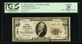 National Bank Notes:Wyoming, Greybull, WY - $10 1929 Ty. 1 The First NB Ch. # 10810. ...