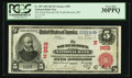 National Bank Notes:Maine, South Berwick, ME - $5 1902 Red Seal Fr. 587 The South Berwick NBCh. # (N)959. ...