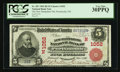 National Bank Notes:New Hampshire, Portsmouth, NH - $5 1902 Red Seal Fr. 587 The New Hampshire NB Ch. # (N)1052. ...