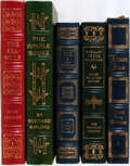 Books:Literature Pre-1900, [Jack London, Rudyard Kipling, Charles Dickens, et al.]. Five Works of Classic Literature. Various publishers an... (Total: 5 Items)