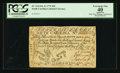 Colonial Notes:South Carolina, South Carolina February 8, 1779 $50 PCGS Apparent Extremely Fine40.. ...