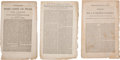 Books:Americana & American History, Three Imprints of Senate and House Speeches,... (Total: 3 Items)