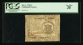 Colonial Notes:Continental Congress Issues, Continental Currency May 9, 1776 $1 PCGS Very Fine 35.. ...