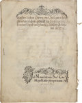 Autographs:Non-American, Francis I, Holy Roman Emperor, Document Signed...