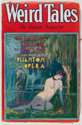 Pulps:Horror, Weird Tales - August '29 (Popular Fiction, 1929) Condition: VG....