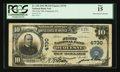 National Bank Notes:Pennsylvania, Duquesne, PA - $10 1902 Plain Back Fr. 628 The First NB Ch. # 4730. ...
