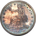 Proof Trade Dollars, 1883 T$1 PR66 PCGS. CAC....