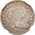 Early Dollars, 1799 $1 7x6 Stars XF45 NGC. B-11, BB-161, R.3....