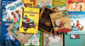 Books:Children's Books, Group of Fifteen Illustrated Children's Books. Various publishers,twentieth century. Various editions. Publisher's bindings...(Total: 15 Items)