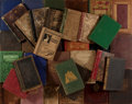 Books:Literature Pre-1900, Group of Thirty-Six Small Books on Various Subjects. Variouspublishers, primarily late nineteenth century. Most sextodecimo...(Total: 36 Items)