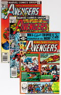 Modern Age (1980-Present):Superhero, The Avengers Group (Marvel, 1978-94) Condition: Average NM-....(Total: 63 Comic Books)