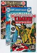 Bronze Age (1970-1979):Miscellaneous, DC Jack Kirby-Related Comics Group (DC, 1970s) Condition: AverageVG/FN.... (Total: 25 Comic Books)