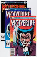 Modern Age (1980-Present):Superhero, Wolverine Limited Series #1-4 Group (Marvel, 1982) Condition:Average VF/NM.... (Total: 13 Comic Books)