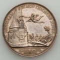 Betts Medals, Betts-604. Holland Commerce. Silver. AU....
