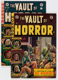 Golden Age (1938-1955):Horror, Vault of Horror #29 and 30 Don/Maggie Thompson Collection pedigreeGroup (EC, 1953) Condition: Average VG/FN.... (Total: 2 ComicBooks)