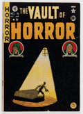 Golden Age (1938-1955):Horror, Vault of Horror #16 Don/Maggie Thompson Collection pedigree (EC,1950) Condition: VG/FN....