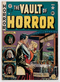 Golden Age (1938-1955):Horror, Vault of Horror #18 Don/Maggie Thompson Collection pedigree (EC,1951) Condition: FN....