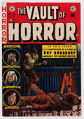 Golden Age (1938-1955):Horror, Vault of Horror #31 Don/Maggie Thompson Collection pedigree (EC,1953) Condition: FN....