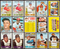 Baseball Cards:Lots, 1967 Topps Baseball Collection (1,300+) Including 28 High #'s. ...