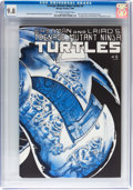 Modern Age (1980-Present):Humor, Teenage Mutant Ninja Turtles #2 (Mirage Studios, 1984) CGC NM/MT9.8 Off-white to white pages....