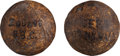 Baseball Collectibles:Balls, The Most Thoroughly Documented Civil War Soldiers' Game Used Baseball in the Hobby....