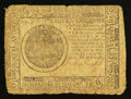 Colonial Notes:Continental Congress Issues, Continental Currency May 10, 1775 $7 Fine.. ...