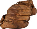 Baseball Collectibles:Others, Circa 1958 Sandy Koufax Game Used Fielder's Glove....