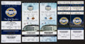 Baseball Collectibles:Tickets, 2008 and 2009 New York Yankees Final Game and First Game at Old andNew Yankee Stadium Full Tickets Lot of 5....