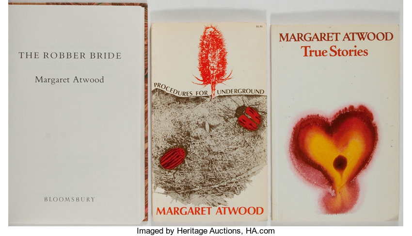 margaret atwood flowers