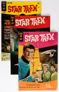 Silver Age (1956-1969):Science Fiction, Star Trek Group (Gold Key, 1967-74) Condition: Average VG/FN.... (Total: 19 Comic Books)