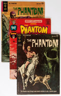 Silver Age (1956-1969):Adventure, Phantom Group (Various Publishers, 1961-77) Condition: Average VG/FN.... (Total: 69 Comic Books)