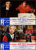 "Movie Posters:Academy Award Winners, A Man For All Seasons (Columbia, 1966). Italian Photobusta Set of10 (17.75"" X 25.75""). Academy Award Winners.. ... (Total: 10 Items)"