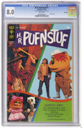 Bronze Age (1970-1979):Miscellaneous, H.R. Pufnstuf #1 File Copy (Gold Key, 1970) CGC VF 8.0 White pages.Photo cover. Overstreet 2006 VF 8.0 value = $147. CGC ce...