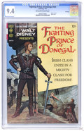 Silver Age (1956-1969):Adventure, Movie Comics - Fighting Prince of Donegal #nn - File Copy (Gold Key, 1967) CGC NM 9.4 Off-white to white pages. Photo cover....