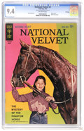 Silver Age (1956-1969):Adventure, National Velvet #2 File Copy (Dell, 1963) CGC NM 9.4 Off-white pages. Photo cover. Back cover pin-up. Jack Sparling art. Hig...