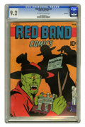 Golden Age (1938-1955):Horror, Red Band Comics #3 Vancouver pedigree (Enwil, 1945) CGC NM- 9.2Off-white to white pages. This issue features the first appe...